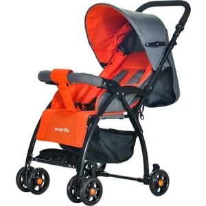Коляска прогулочная Everflo Cricket orange Е-219 (ПП100003744)