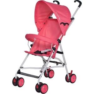Коляска трость Everflo Simple pink Е 100 (ПП100004010) коляска трость cybex topaz princess pink 2016 516203015