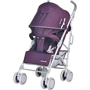 Коляска трость Everflo ATV purple Е 1266 (ПП100004114)