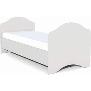 Кровать Сильва НМ 008.62 прованс белый