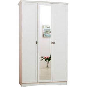 Шкаф комбинированный Сильва НМ 009.17 прованс белый