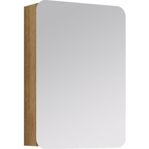 Зеркальный шкаф Aqwella Vega 50x70 дуб сонома (Veg.04.05)