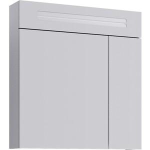 Зеркальный шкаф Aqwella Neo 70x76 белый (Neo.04.07)