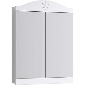 Зеркальный шкаф Aqwella Franchesca 65x84 белый (FR0406)