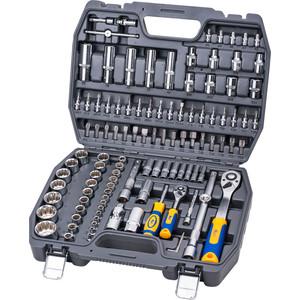 Набор инструментов Kraft 1/2 Dr и 1/4 107 предметов с головками (KT 700869)