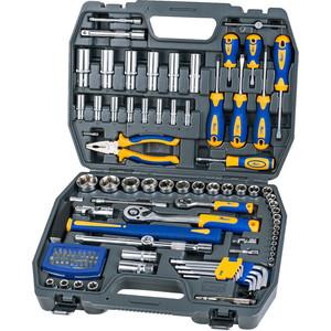 Набор инструментов Kraft 1/2 Dr и 1/4 109 предметов (KT 700678)
