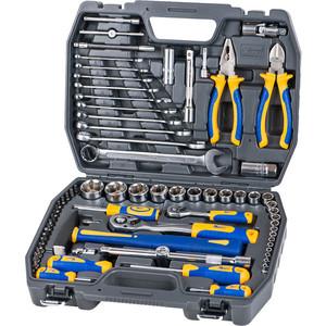 Набор инструментов Kraft 1/2 Dr и 1/4 73 предмета (KT 700677)