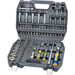 Набор инструментов Kraft 1/2 Dr и 1/4 Dr 94 предмета с головками (KT 700682)
