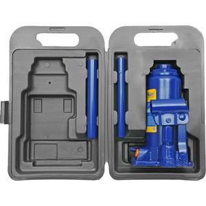 Домкрат бутылочный гидравлический Kraft 6т 200-405мм (в кейсе) (KT 800016) цена в Москве и Питере