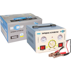 Зарядное устройство Инноватор 12А (6/12/24В) (H062)