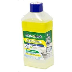 Очиститель для посудомоечной машины (ПММ) Clean and Fresh Лимонное дерево 250 мл