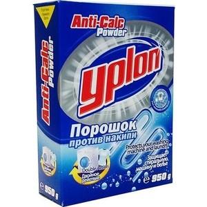 Порошок Yplon от накипи для стиральных машин 950 г очиститель от накипи filtero арт 902 1шт 250мл для стиральных машин