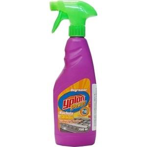 Чистящее средство Yplon антижир 750 мл средство чистящее для ванных комнат dr frash чистая ванная морская свежесть 750 мл