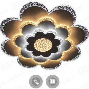 Управляемый светодиодный светильник Estares CAMILLA 75W F-500-CLEAR/BULB-220-IP44