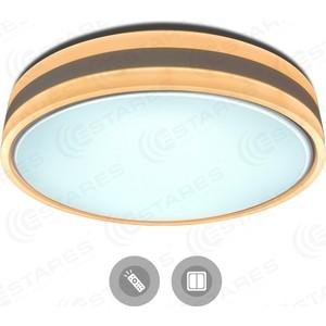 Управляемый светодиодный светильник Estares BALANCE DOUBLE 95W R-500-WHITE/SILVER-220-IP44