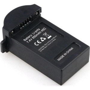 все цены на Аккумулятор MJX Li-Po 7.4v 850mah (MJX Bugs 3 Mini) - MJX-B3MINI-16 онлайн