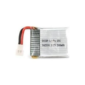 Аккумулятор WL Toys Li-Po 3.7V 500 mAh - F949-01