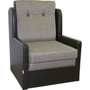 Кресло-кровать Шарм-Дизайн Классика Д рогожка коричневый кресло кровать шарм дизайн коломбо рогожка коричневый