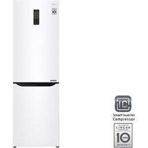 лучшая цена Холодильник LG GA-B379SQUL