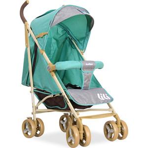 Коляска-трость Indigo LILI салатовый (УТ0008862) коляска трость indigo doremi 19 салатовый ут0010174