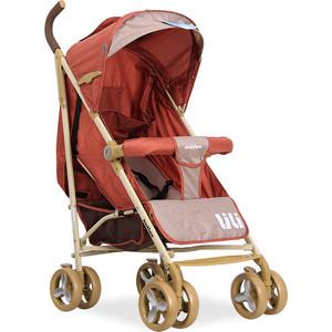 цена на Коляска-трость Indigo LILI красно-коричневый (УТ0008931)