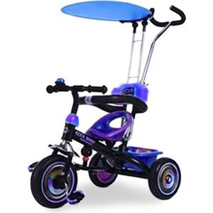 Велосипед трехколесный Ника Ветерок синий (УТ0008875)