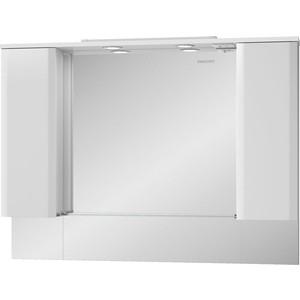 Зеркало-шкаф Edelform Амата 117x86,8 белый (35642)