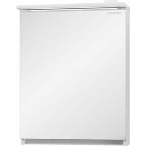Зеркальный шкаф Edelform Амата 55,2x71,1 белый (2-782-00-S)