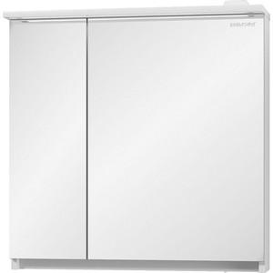 Зеркальный шкаф Edelform Амата 70,9x71,1 белый (2-789-00-S)