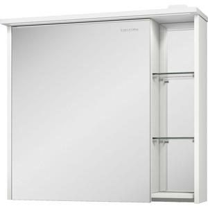 Зеркальный шкаф Edelform Марино 75x71 выбеленный дуб (35650) сантехника edelform