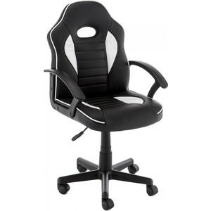 Компьютерное кресло Woodville Danger черное/белое