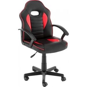 Компьютерное кресло Woodville Danger черное/красное
