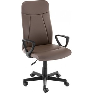 цены Компьютерное кресло Woodville Favor коричневое