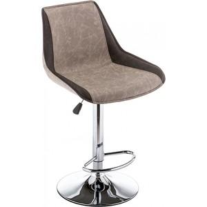 Барный стул Woodville Kozi серый стул барный woodville stock