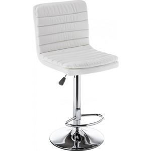 Барный стул Woodville Mins белый