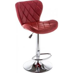 Барный стул Woodville Porch красный