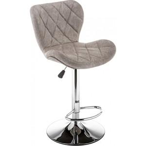 Барный стул Woodville Porch светло-серый