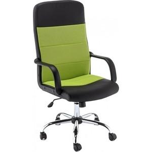 Компьютерное кресло Woodville Prosto черное/зеленое