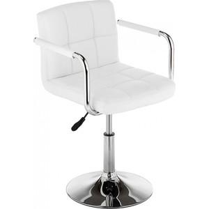 Барный стул Woodville Turis белый стул барный woodville stock