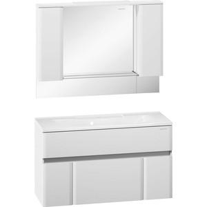 Мебель для ванной Edelform Амата 120 белая