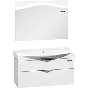 Мебель для ванной Edelform Дольче 100 белая