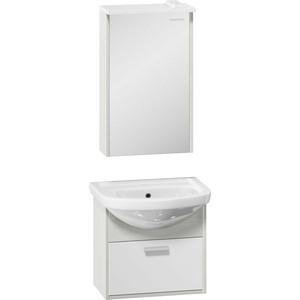 Мебель для ванной Edelform Марино 51 выбеленный дуб сантехника edelform