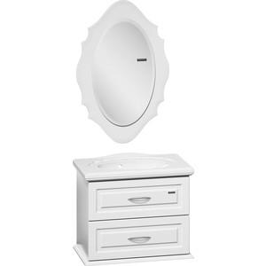 Мебель для ванной Edelform Меро 80 белая