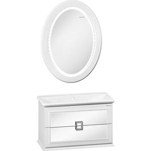 Мебель для ванной Edelform Миларита 90 белая