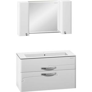 Мебель для ванной Edelform Нота 106 белая