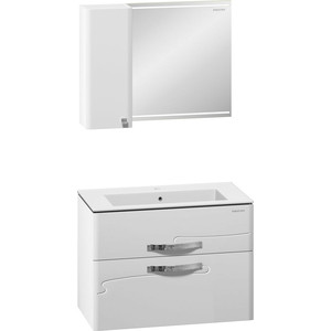 Мебель для ванной Edelform Нота 85 белая