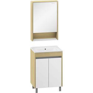 Мебель для ванной Edelform Уника 60 дуб гальяно