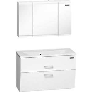 Мебель для ванной Edelform Форте 100 белая
