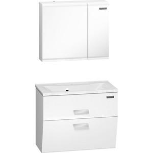 Мебель для ванной Edelform Форте 80 белая нанопласт форте пластырь обезболивающий 11х16см 3шт
