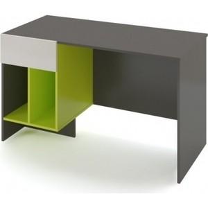 Стол Комфорт - S Arvo Тармо М 4 темно-серый/лайм/белый